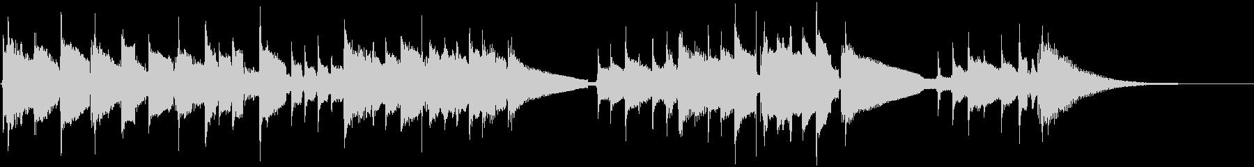 アコギのソロ/生演奏、哀愁の未再生の波形