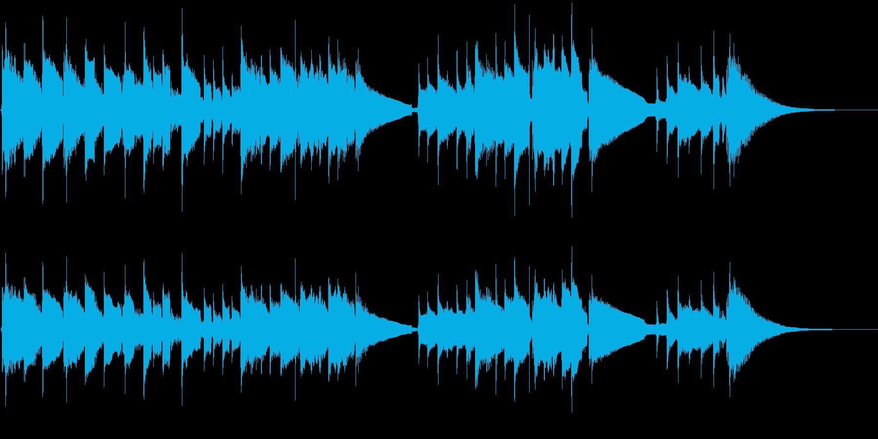アコギのソロ/生演奏、哀愁の再生済みの波形