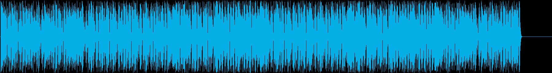 かわいい/テーマパーク/オープニングの再生済みの波形