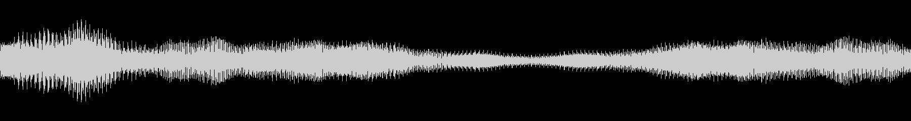スティンガーレーザーSci Fiの未再生の波形