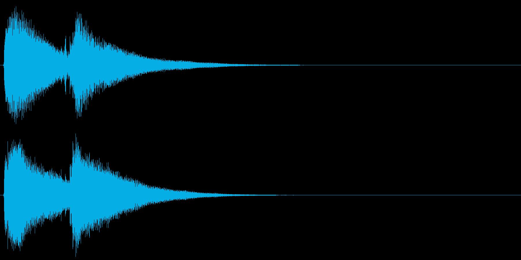 【効果音】サウナ用のギター:ととのい3の再生済みの波形