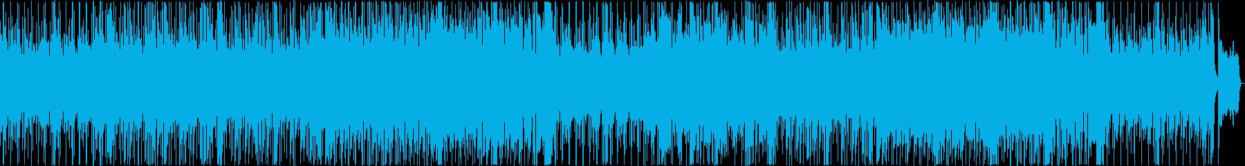 ナイロンギターはリラックスの元の再生済みの波形