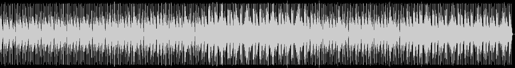オシャレなピアノメインダンスミュージックの未再生の波形
