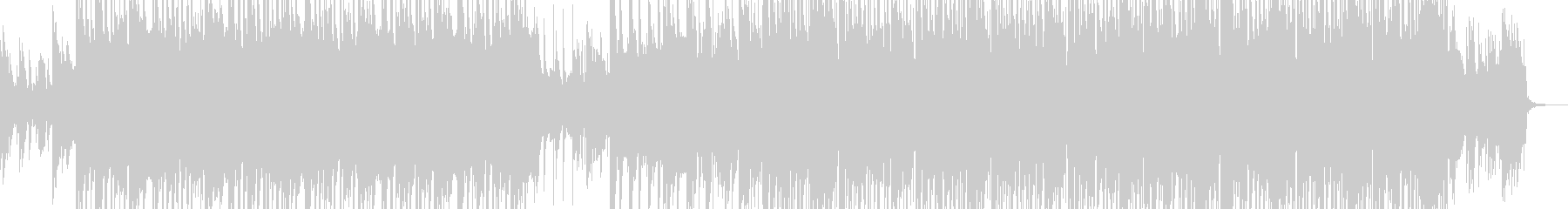 Future-like BGM featuring a spring-like guitar's unreproduced waveform