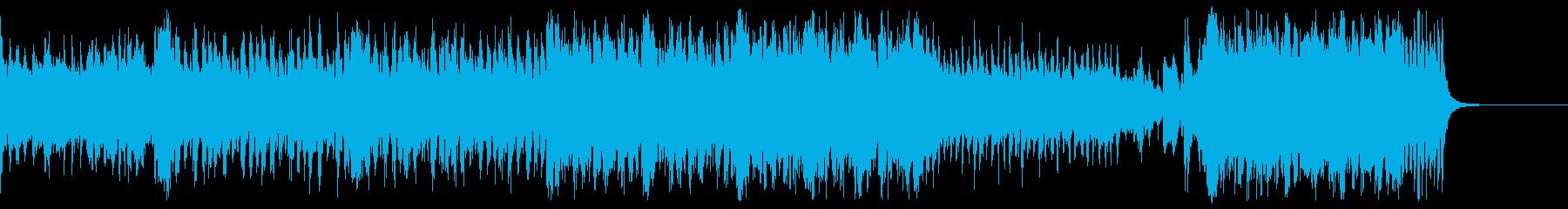 強敵現る!をイメージしたBGMその2の再生済みの波形