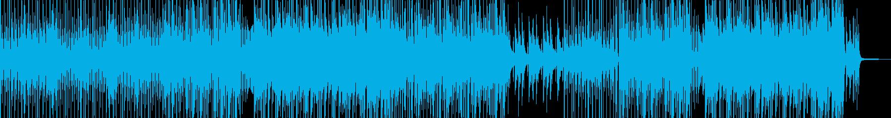 まったり・温かい雰囲気のポップス 長尺★の再生済みの波形