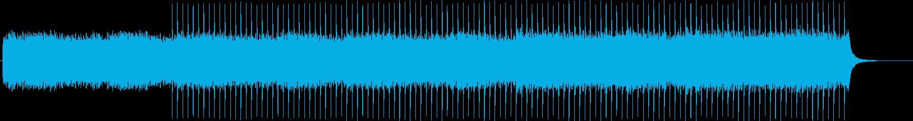Corporate Piano 133の再生済みの波形