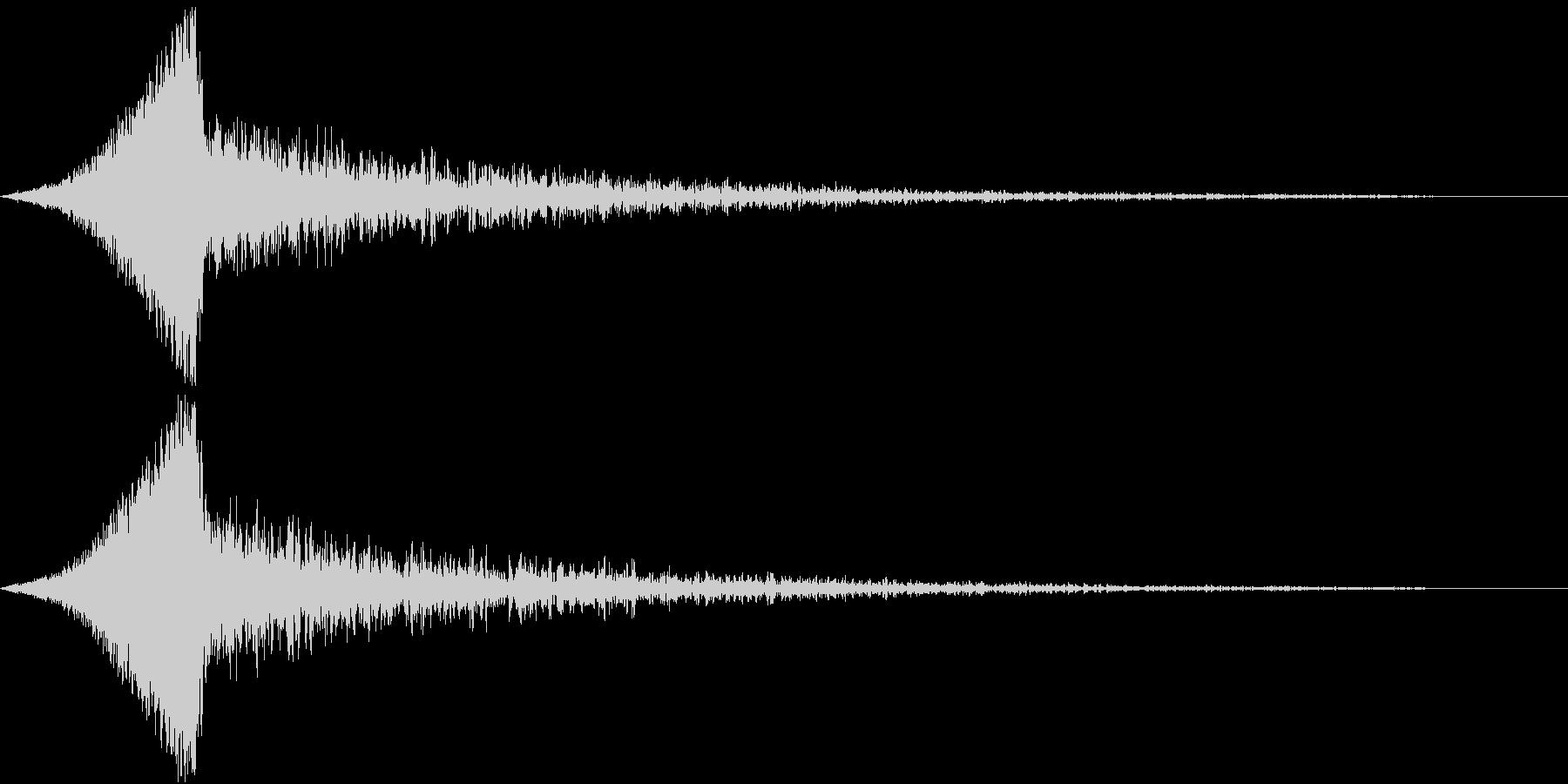 【シネマティック】Whoosh_10の未再生の波形