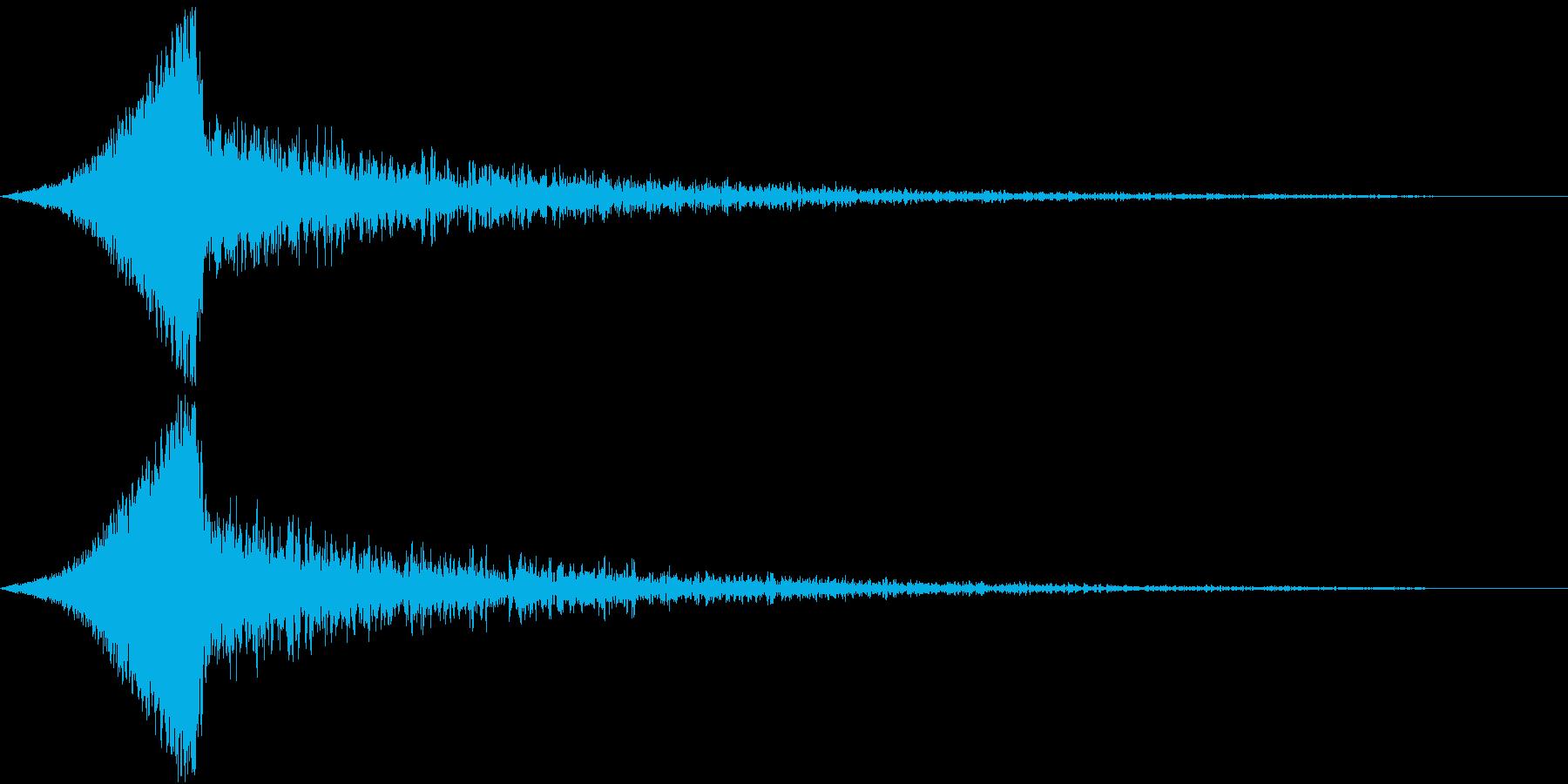 【シネマティック】Whoosh_10の再生済みの波形