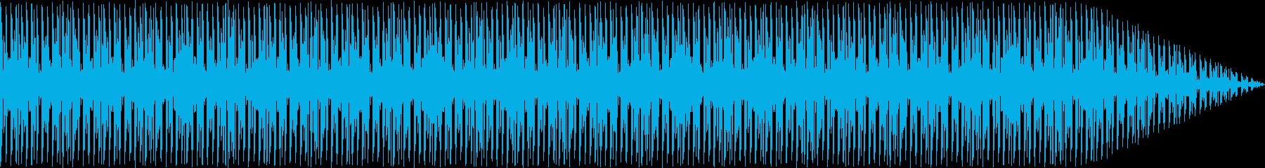 ループ、トランス、サスペンス。ニュ...の再生済みの波形