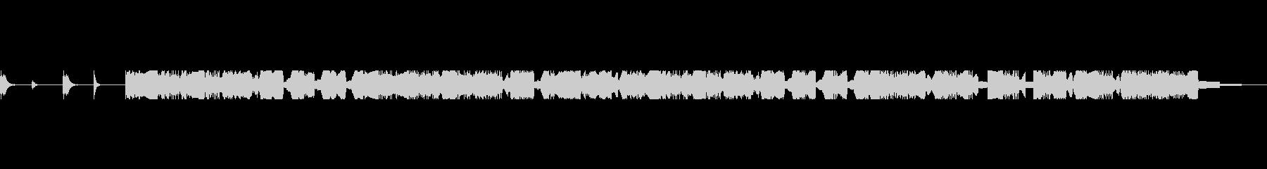 渋谷系おしゃれジングル 15秒の未再生の波形
