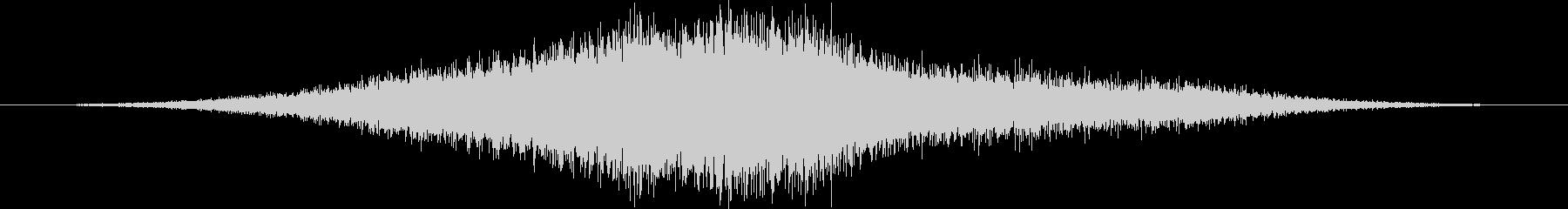 シボレーカマロ:内線:低速で通過の未再生の波形