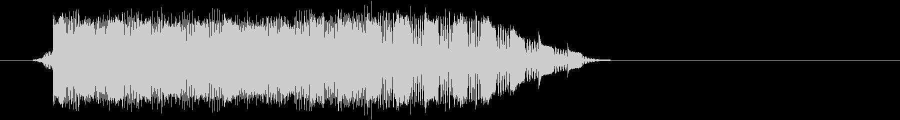AMGアナログFX 39の未再生の波形