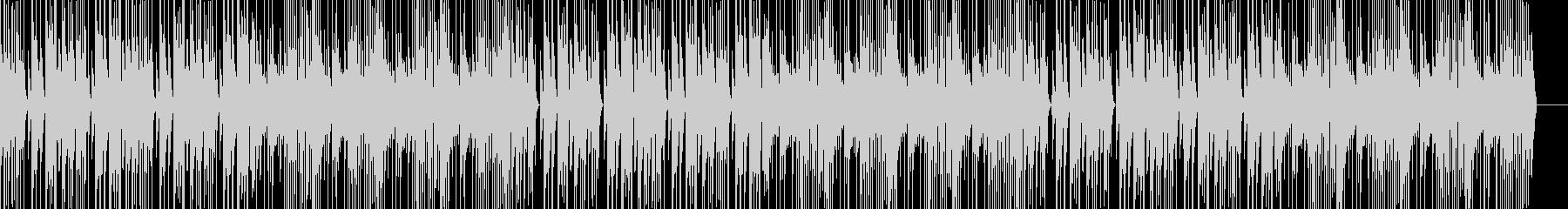 宿題やらなきゃ 日常的コミカルBGMの未再生の波形
