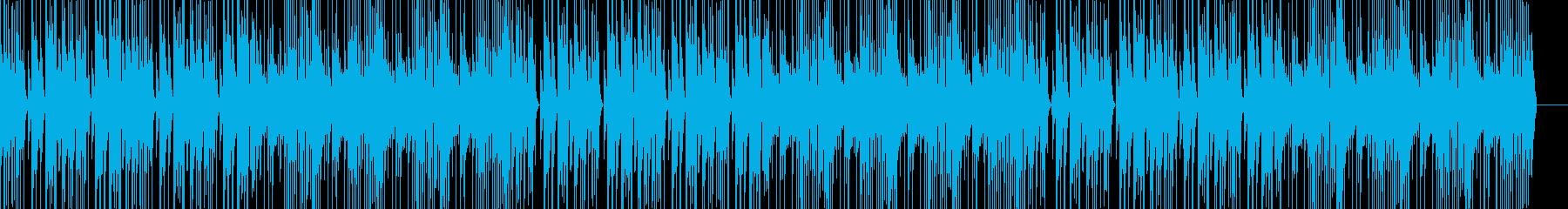 宿題やらなきゃ 日常的コミカルBGMの再生済みの波形