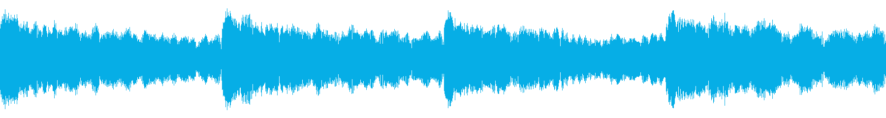 単一の原始的なシンセアルペジオは、...の再生済みの波形