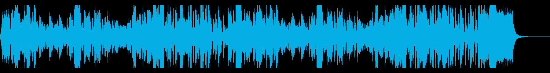 クラシカル/格式高い城・宮殿/RPGの再生済みの波形