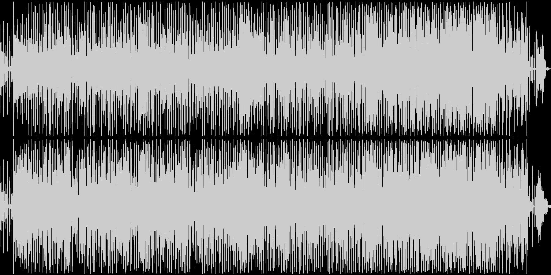 Renaissance Beatの未再生の波形