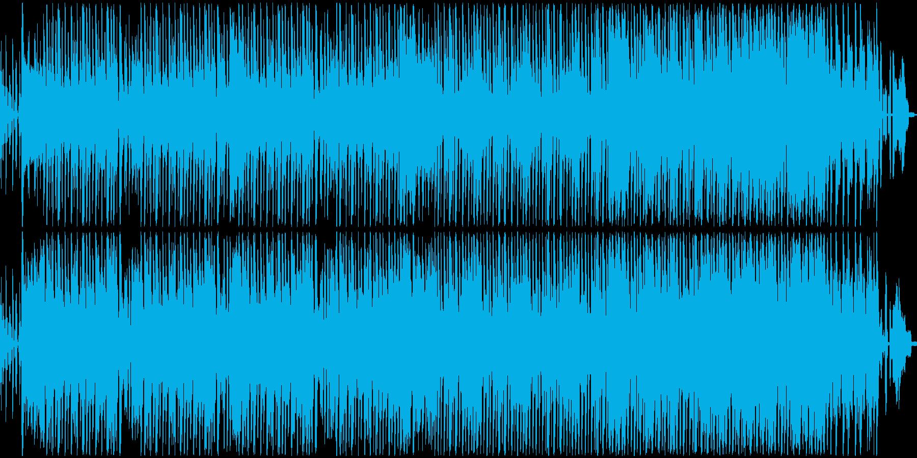 Renaissance Beatの再生済みの波形