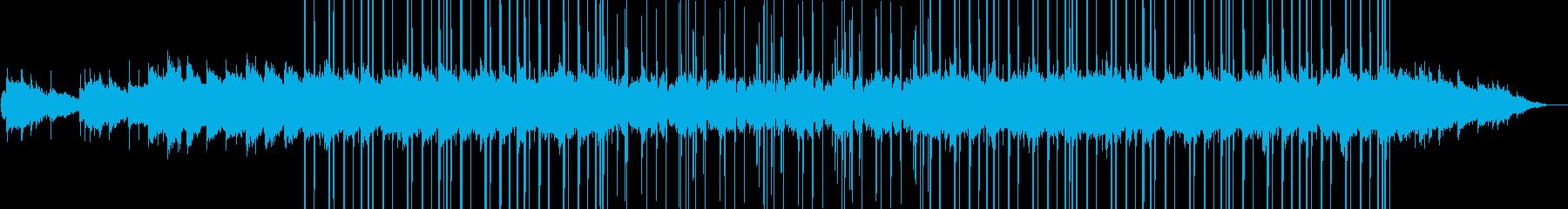 Lofi Hiphop 勉強用 哀愁の再生済みの波形