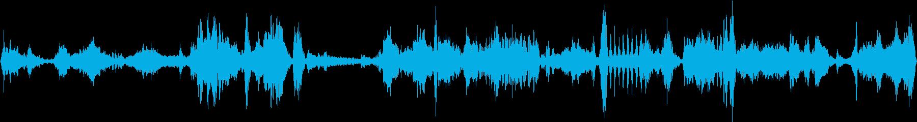 銀河間空気輸送システム:フラッシン...の再生済みの波形