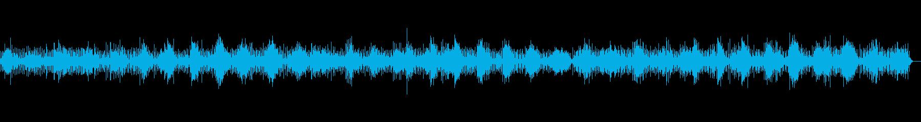 ニュース映像、デジタル製品動画向け電子音の再生済みの波形