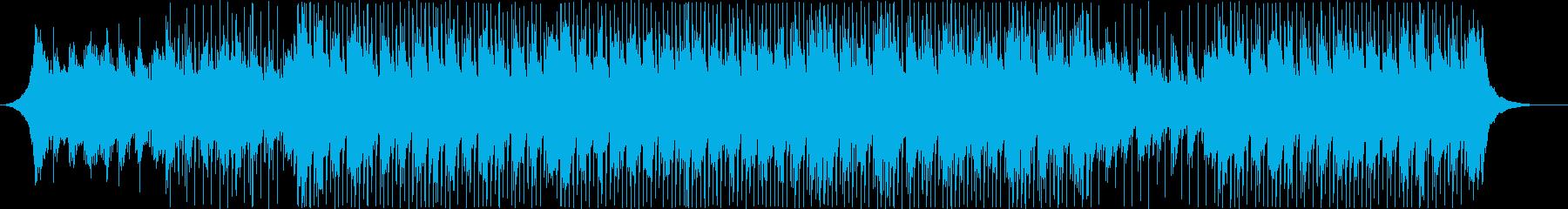 アコギ・ピアノ・壮大・感動的・洋楽風VPの再生済みの波形
