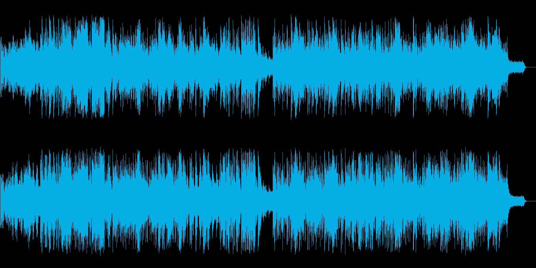 シネマティック センチメンタル 説...の再生済みの波形