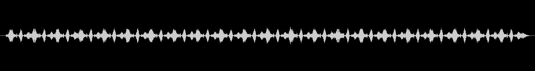 ノイズ クレイジーベイビーバード03の未再生の波形
