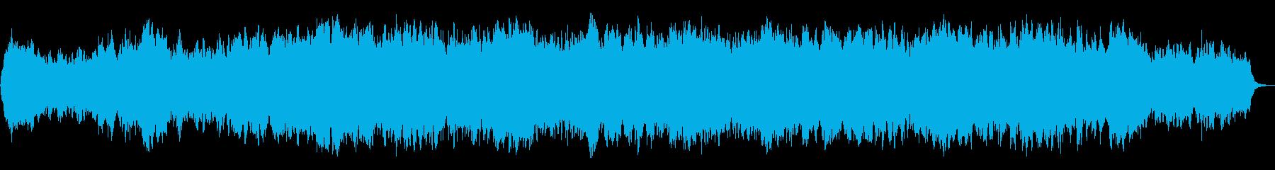ドキュメンタリー。フォーク。エスニ...の再生済みの波形
