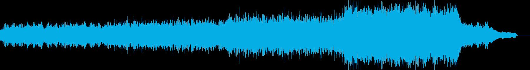 企業VPや映像82、オーケストラ、壮大bの再生済みの波形