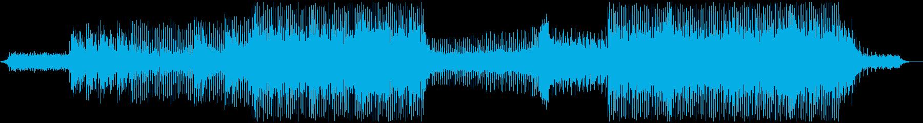 ディスコ ポジティブ 明るい 心に...の再生済みの波形