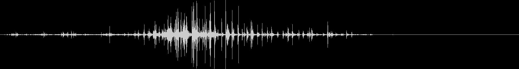 馬-ギャロップ2の未再生の波形