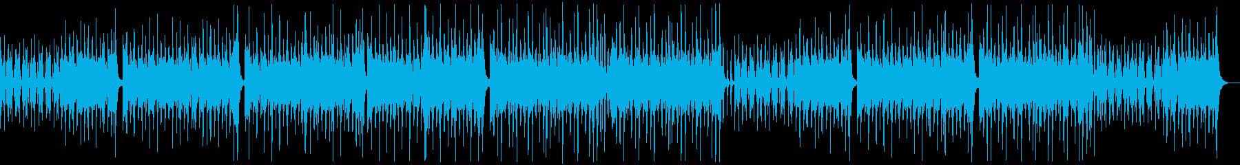 のんびり楽しいレゲエポップ:ピアノ無しの再生済みの波形