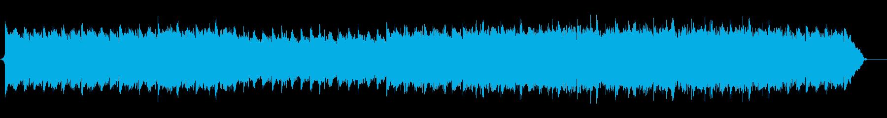 【リズム抜き】爽やかなアップリフティングの再生済みの波形