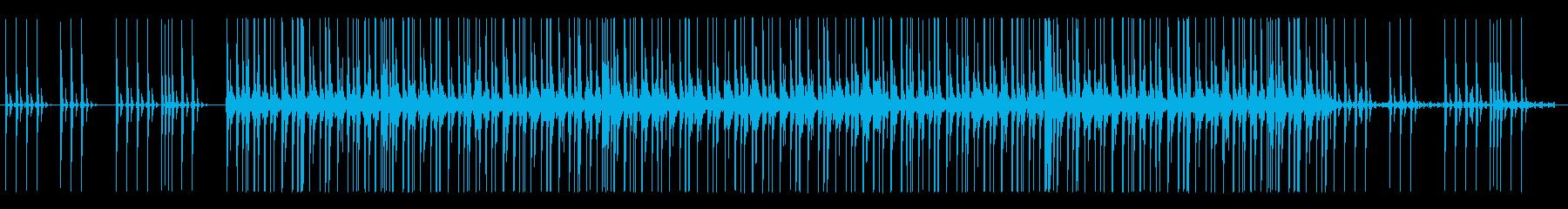 浮遊感と緊張感の漂うジャージーインストの再生済みの波形