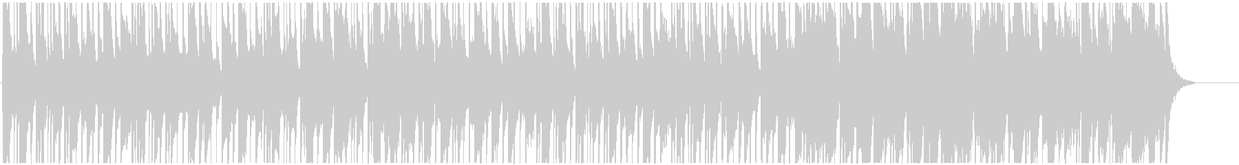 Fairy tale BGM's unreproduced waveform