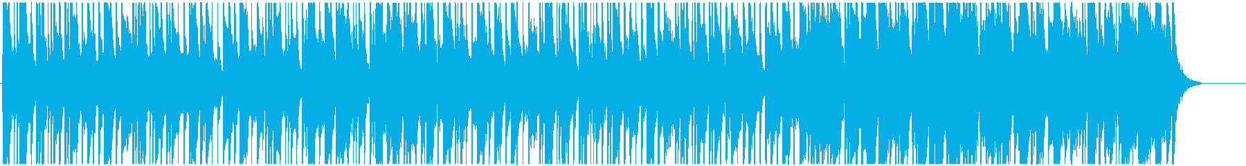 Fairy tale BGM's reproduced waveform