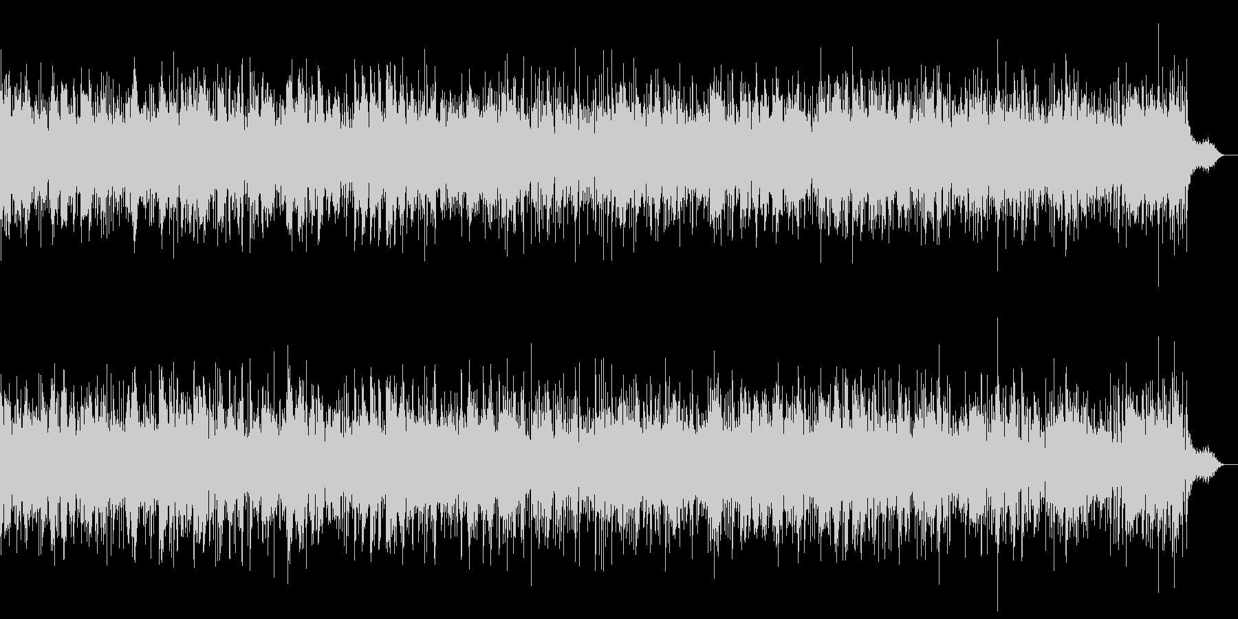 フォークダンスポルカ・民族的BGMの未再生の波形