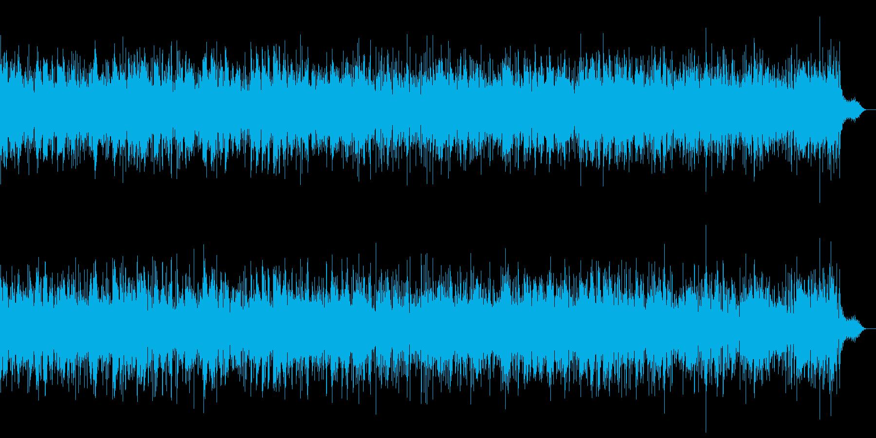 フォークダンスポルカ・民族的BGMの再生済みの波形