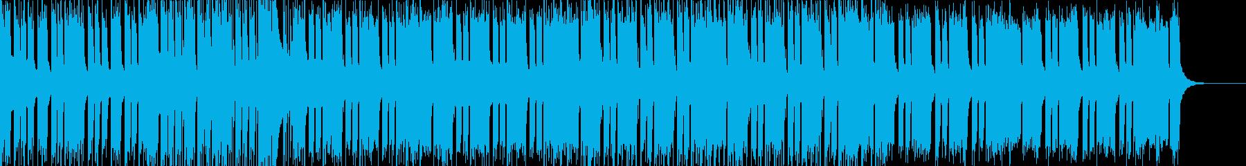 ぽップなクラブミュージック 4の再生済みの波形