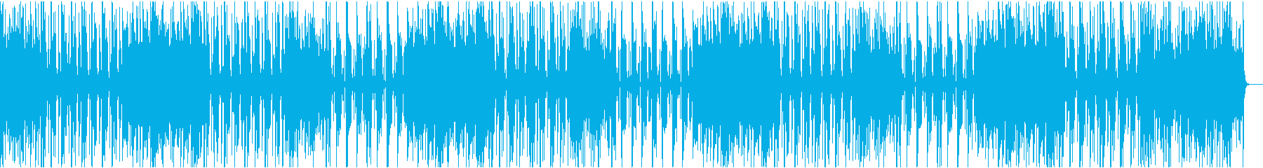 ゆったりコミカル/静かめ/イントロ8秒の再生済みの波形