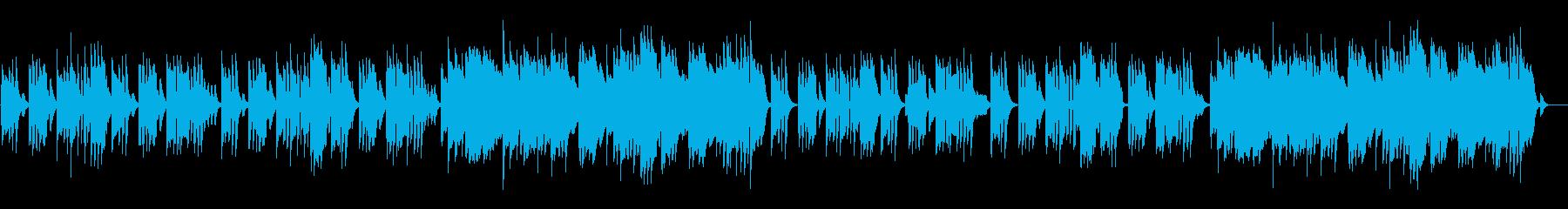 【打楽器抜】日本の昔ばなし/のんびり和風の再生済みの波形