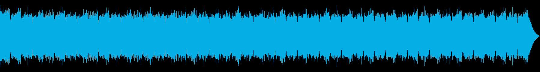 【YouTube】ホラー、怪奇現象 怖いの再生済みの波形