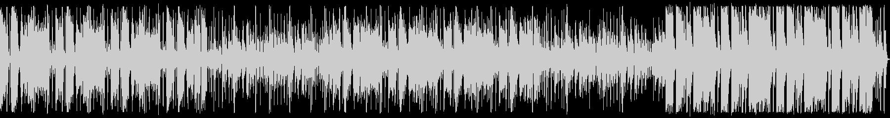 KANTスリリングリズム130_3の未再生の波形