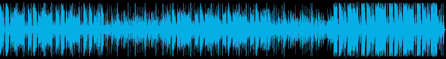 KANTスリリングリズム130_3の再生済みの波形