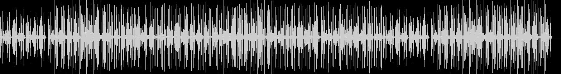 ピアノとオーケストラのフレーズをメイン…の未再生の波形