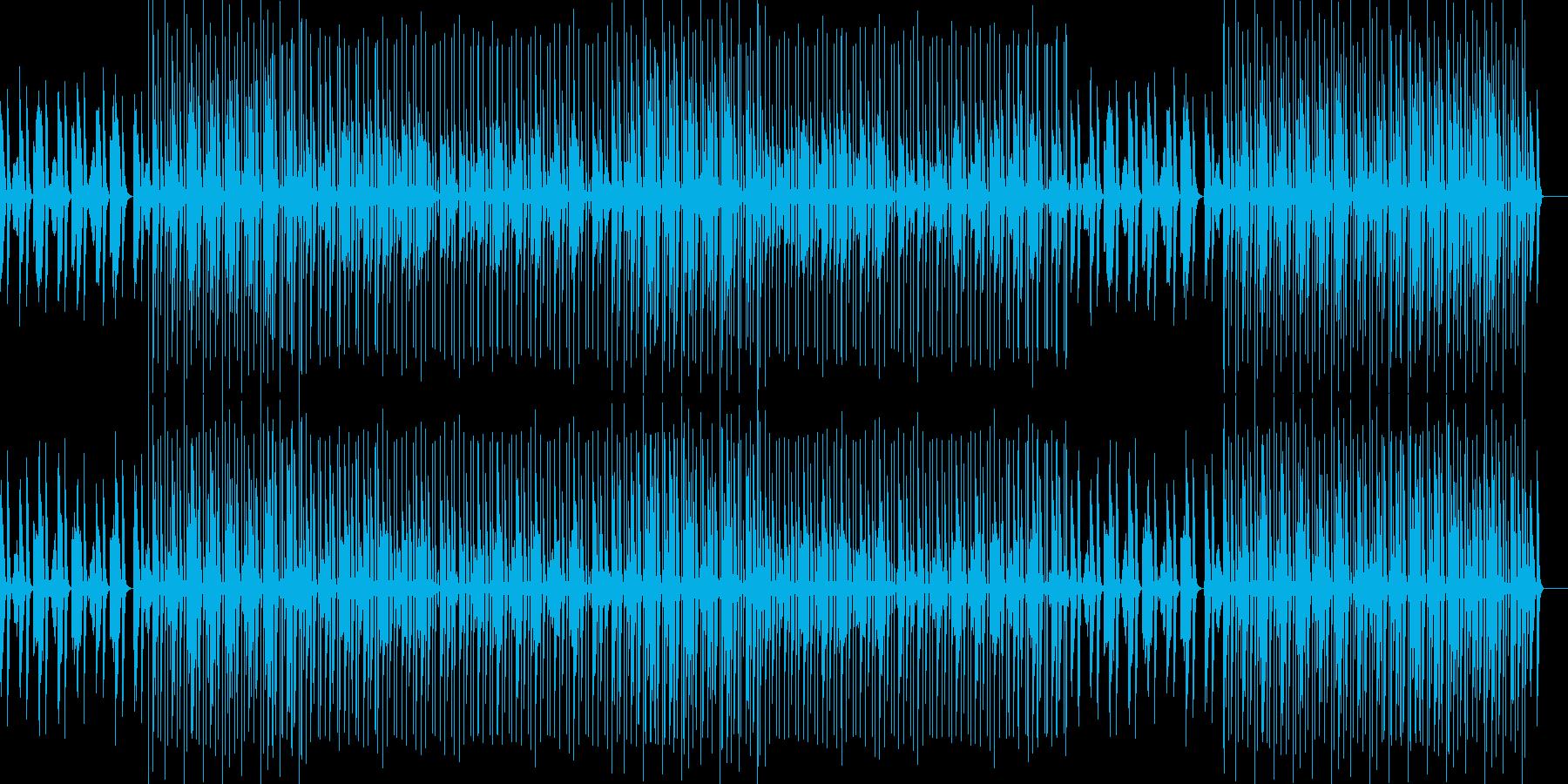 ピアノとオーケストラのフレーズをメイン…の再生済みの波形