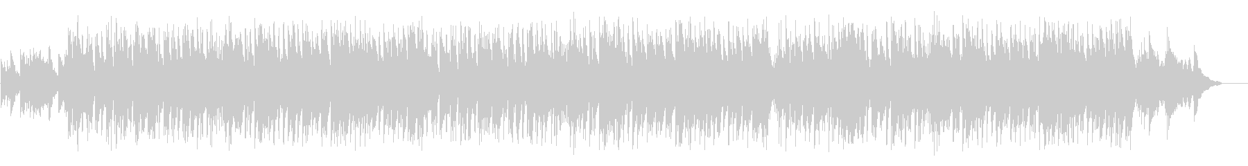 Crossfade screen of smiles and memories's unreproduced waveform