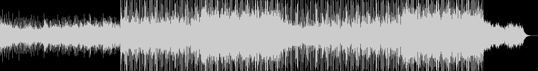 現代的で都会的なシンセミュージック-18の未再生の波形